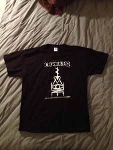 Image of RITUALZ - UK Tour T-Shirts (limited edition!)