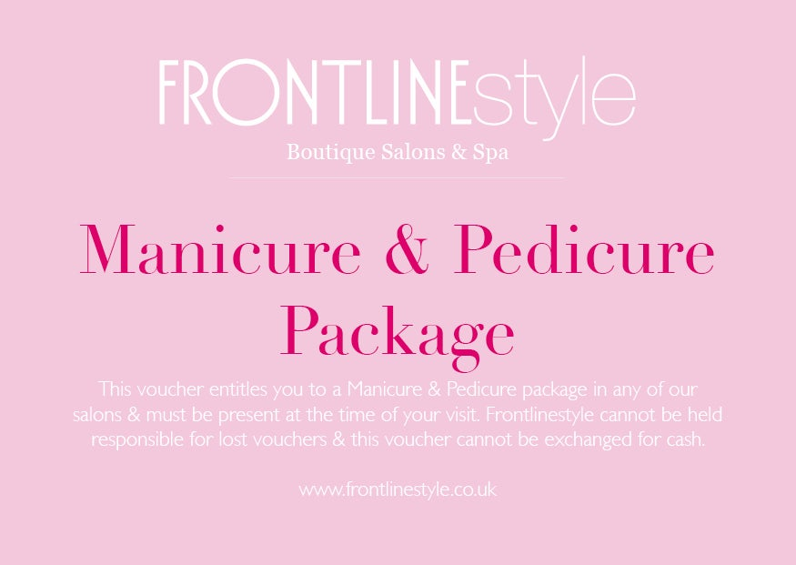 Image of Manicure & Pedicure Package