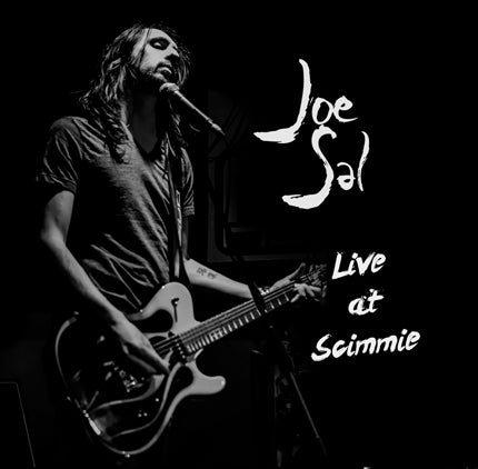 Image of Live at Scimmie EP cardboard sleeve