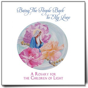Image of Bring the People Back to My Love Rosary - Paperback Book