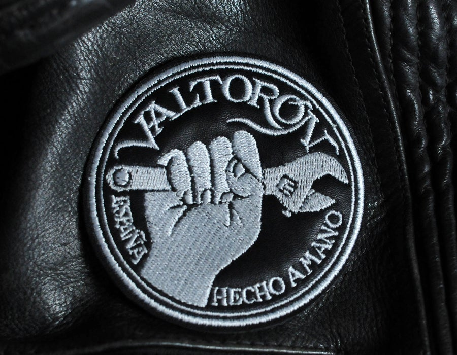 Image of VALTORON LEATHER PATCH