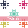 Twinkle Mini Quilt #103, PDF Pattern