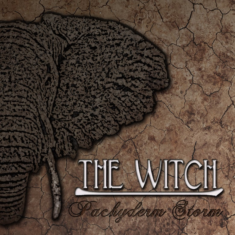 "Image of The Witch ""Pachyderm Storm"" EP' 2012"