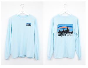 Image of Fratagonia Long Sleeve Tee