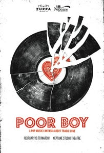 Image of Posters <br>Poor Boy + The Debacle