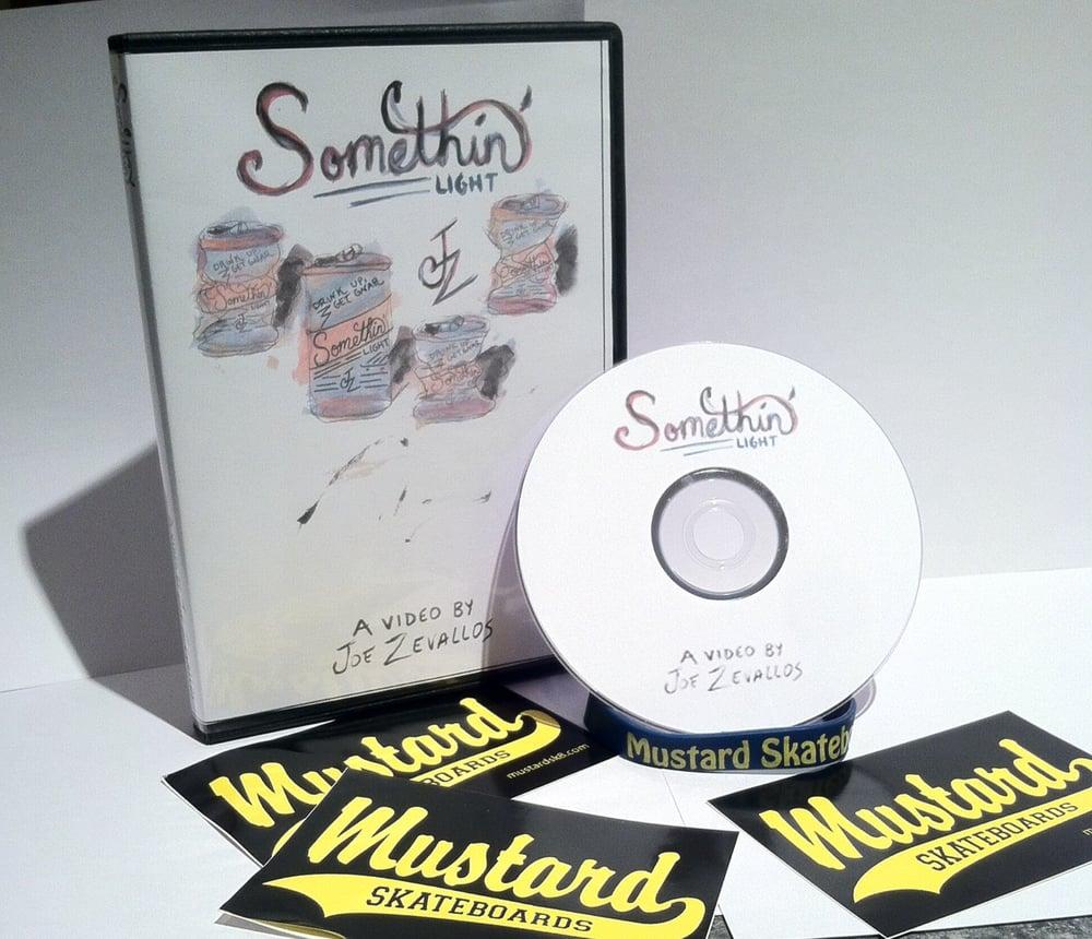 Image of Somethin' Light DVD