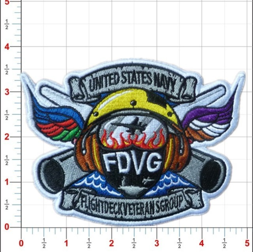 Image of 100% Embroidery Group Patch
