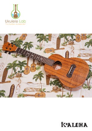 Image of KoAloha Custom Tenor