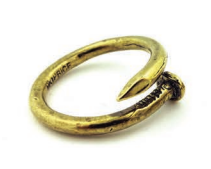Image of MKTPRICE Skinny Nail Ring