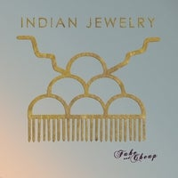 "Image of INDIAN JEWELRY - ""Fake and Cheap"" LP"