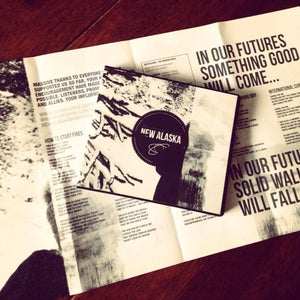 Image of The Memoir Sings EP (Ltd of 50 CD with Poster art)
