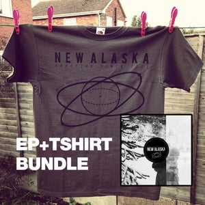 Image of The Memoir Sings EP & T-Shirt Bundle
