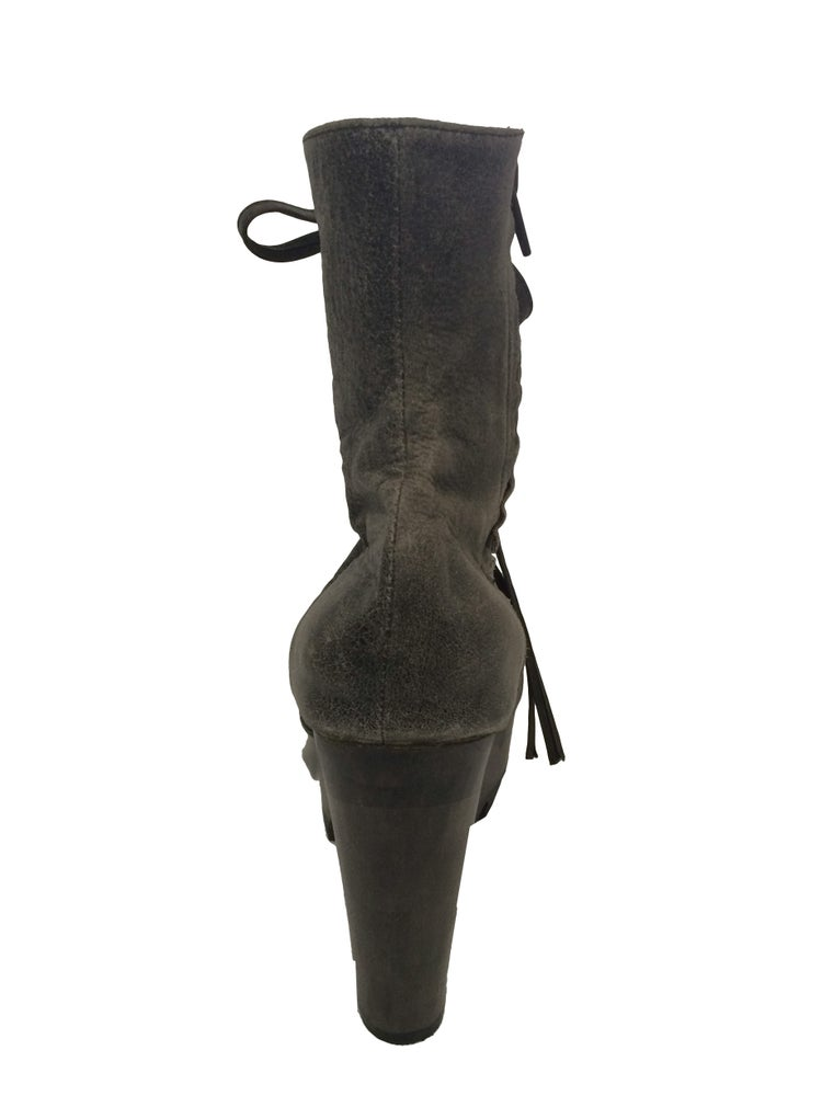 Image of BA Boot (Distressed Black)