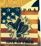 "Image of THE KILLER / PLAN OF ATTACK Live @ CBGBs 7"" TEST PRESS"