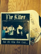 Image of THE KILLER Not All Are Lost... LP TEST PRESS