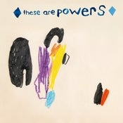 "Image of THESE ARE POWERS - ""Taro Tarot"" 12"" EP"