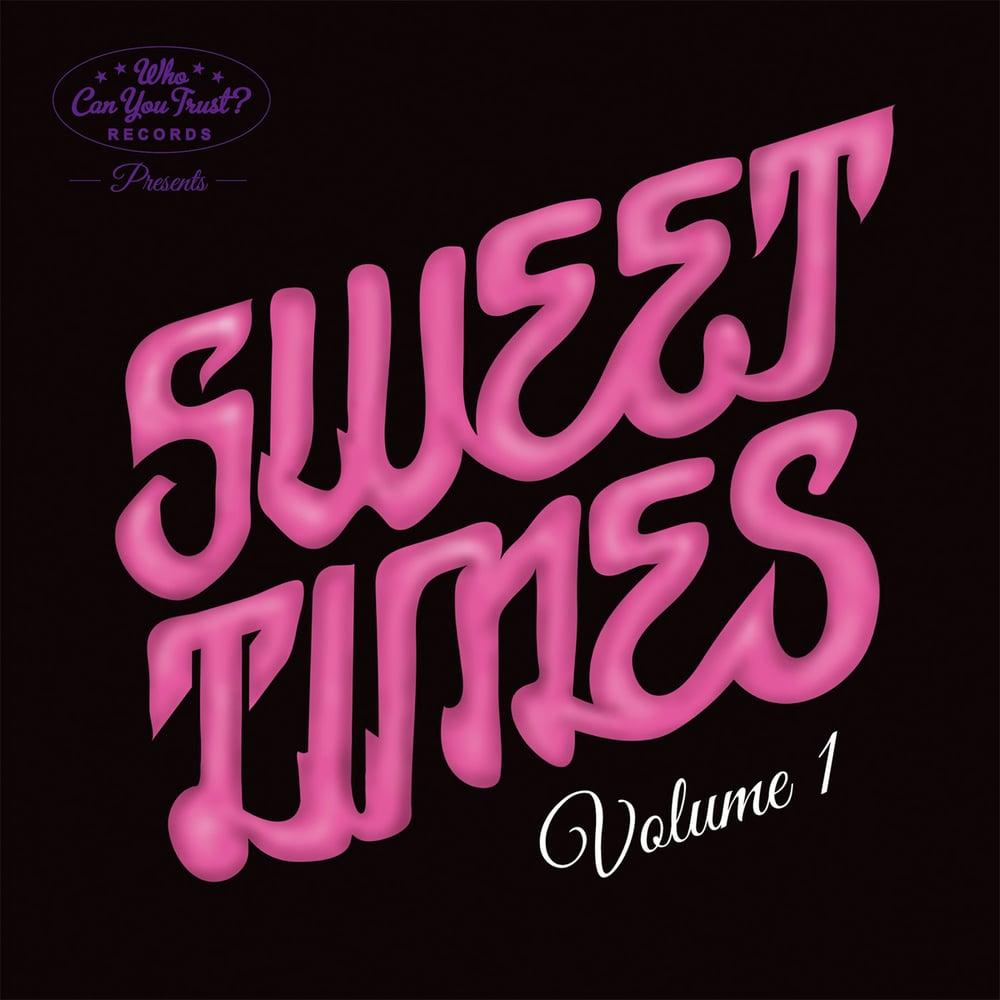 "Image of VA 'SWEET TIMES - Volume 1' 7"" Vinyl"
