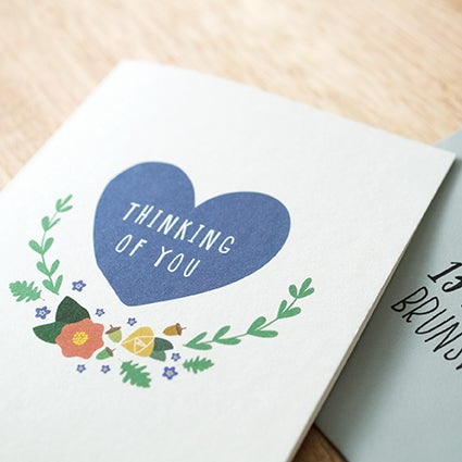 Image of Thinking of You Greeting Card