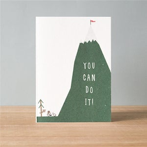 Image of Encouragement Greeting Card