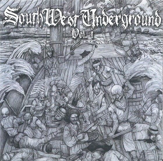 Image of South West Underground Comp. Vol. 1 CD