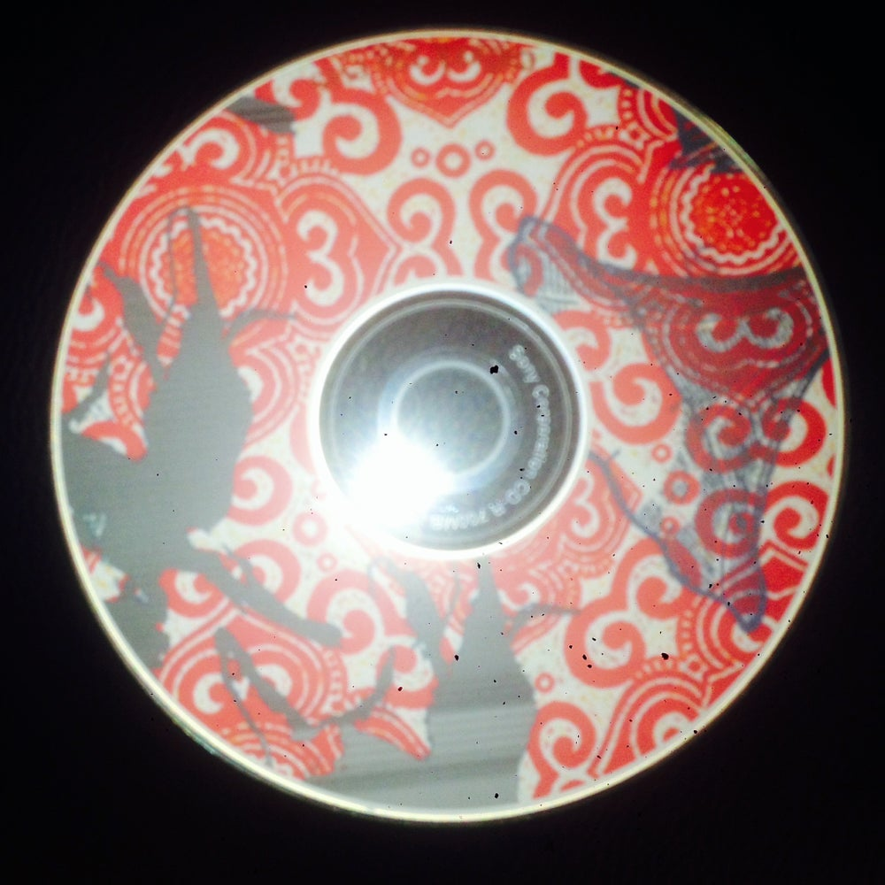 Image of CATHODE RAY EYES LTD 1 OF 4 CD 19 TRACKS