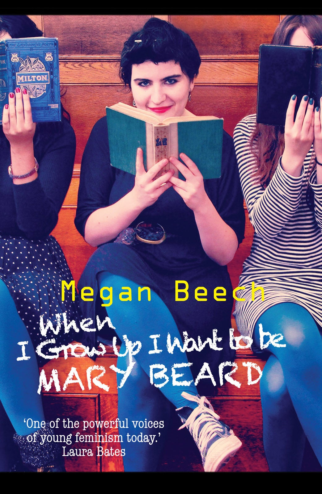 Image of When I Grow Up I Want To Be Mary Beard by Megan Beech