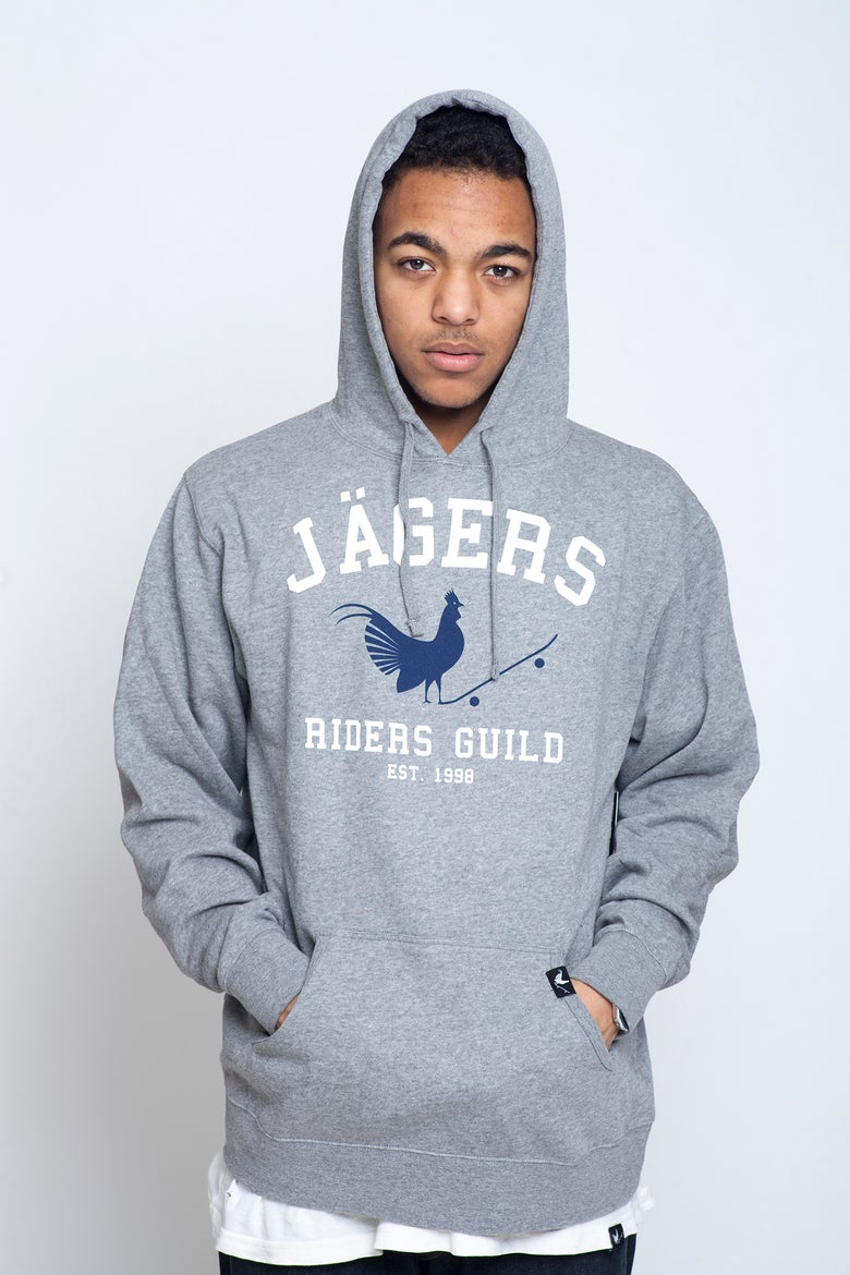 Image of Collegial Hoodie Heather