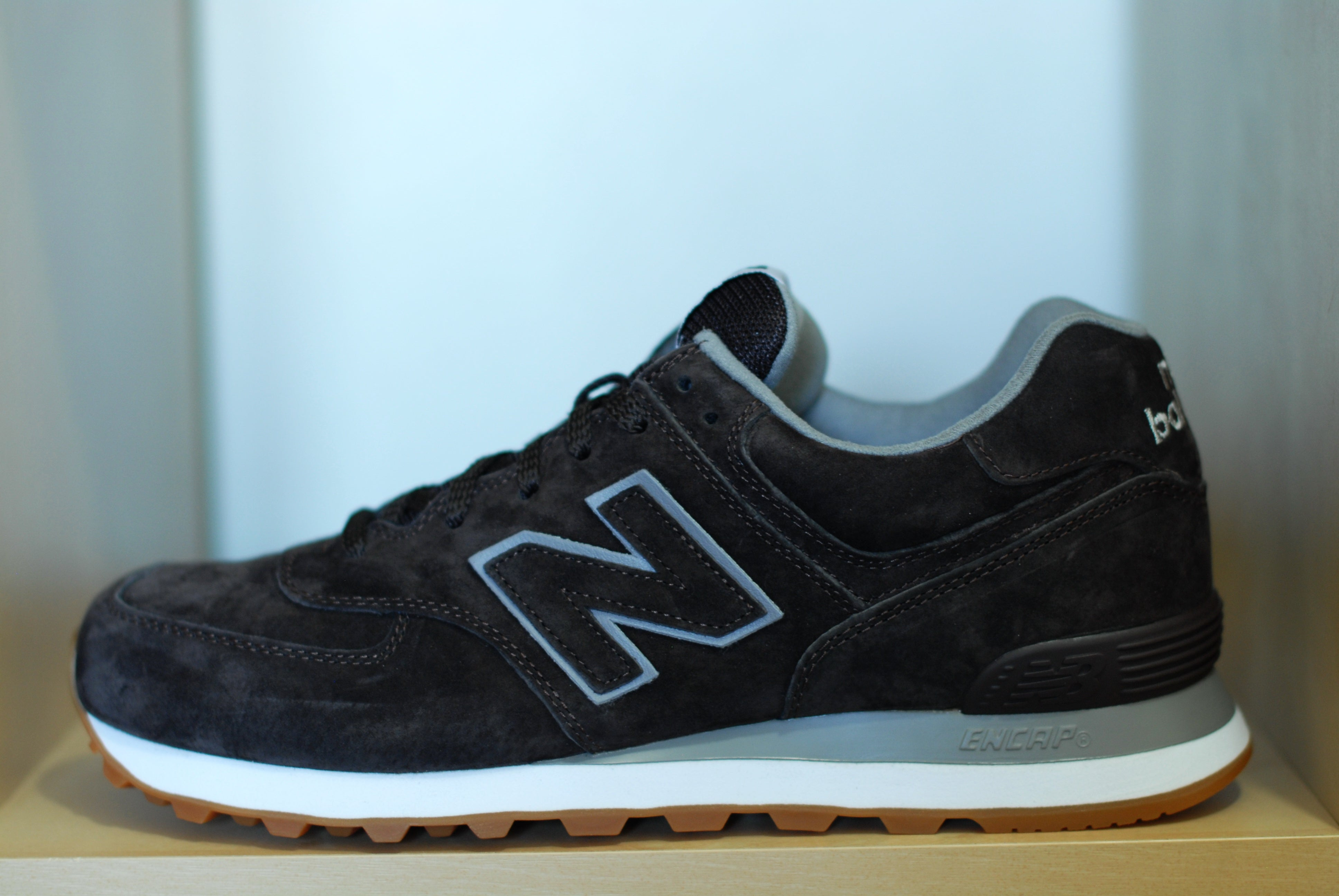 new arrival 5813b 156be best price new balance 574 brown 69b07 302b0