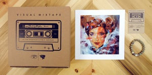 Image of Visual Mixtape Box Set - Björk