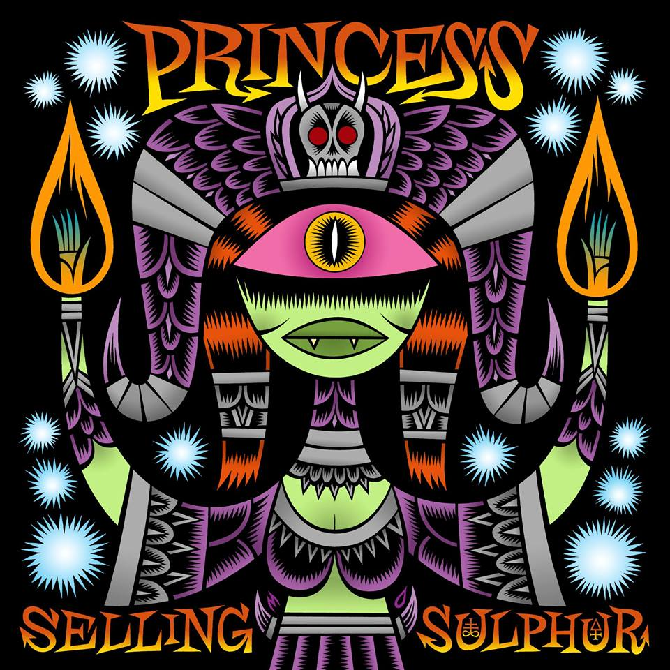 Image of Selling Sulphur (vinyl)