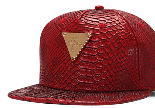 417e70b7aed HIxHATER ..Snakeskin Snapback   The Levels Warehouse