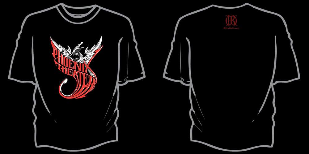 Image of Phoenix T-shirt (Ricky Watts)