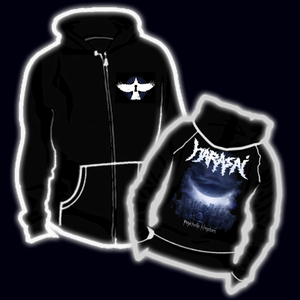 "Image of ""Psychotic Kingom"" Zip Hoodie"