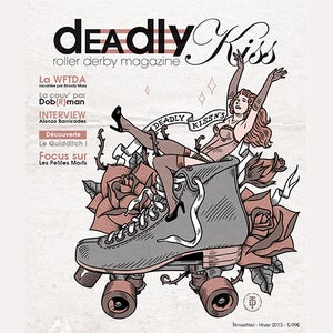 Image of Deadly Kiss #3 - Épuisé / Sold Out