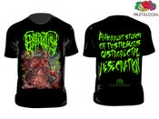 Image of EPICARDIECTOMY Abhorrent stench NEW VERSION T-SHIRT/HOODIE