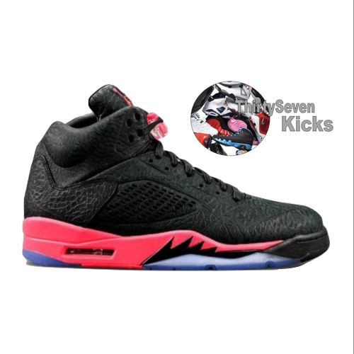 "Image of Air Jordan 3LAB5 ""Infrared"""