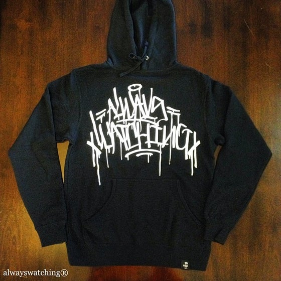 Image of Classic Drips Pullover Hoodie