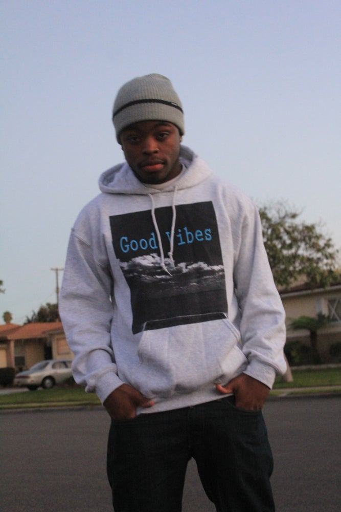 Image of #GoodVibes Hoodies