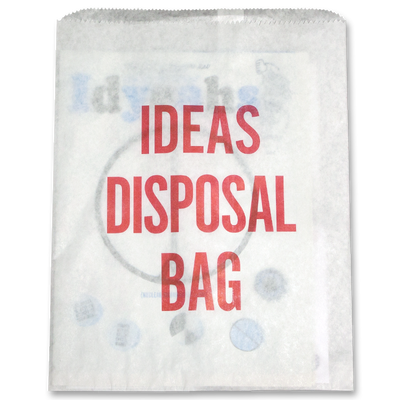 Image of IDYEAHS Disposable Bag