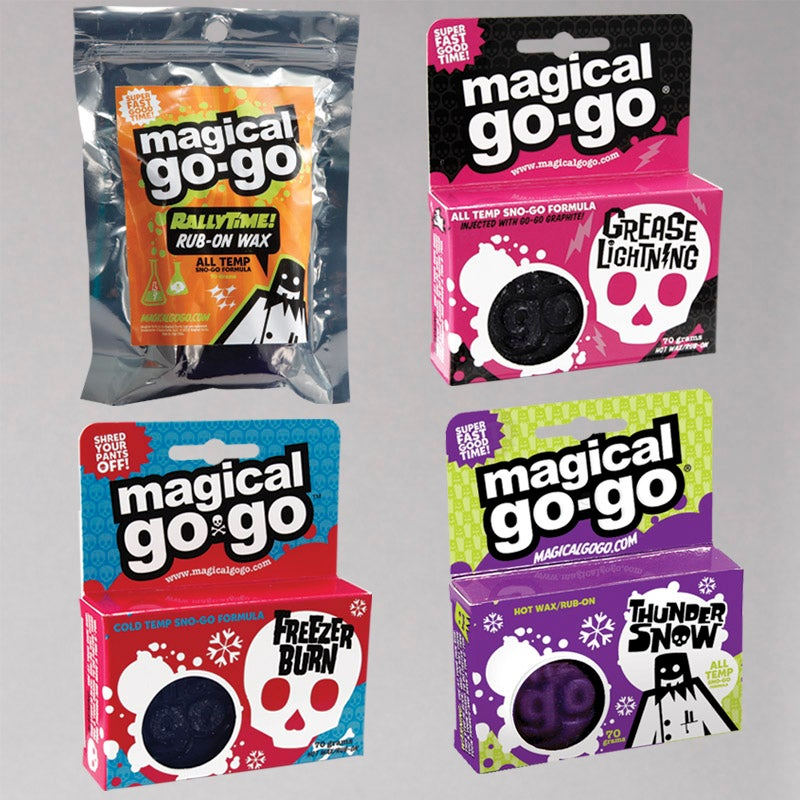 Image of Magical Go-Go Wax