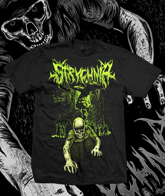 "Image of ""Strychnified Zombie"" Shirt"