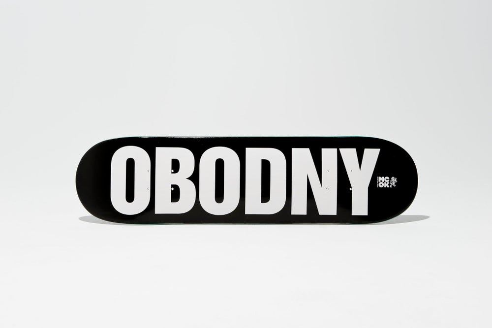 Image of  OBODNY Trench Town Edition BLACK