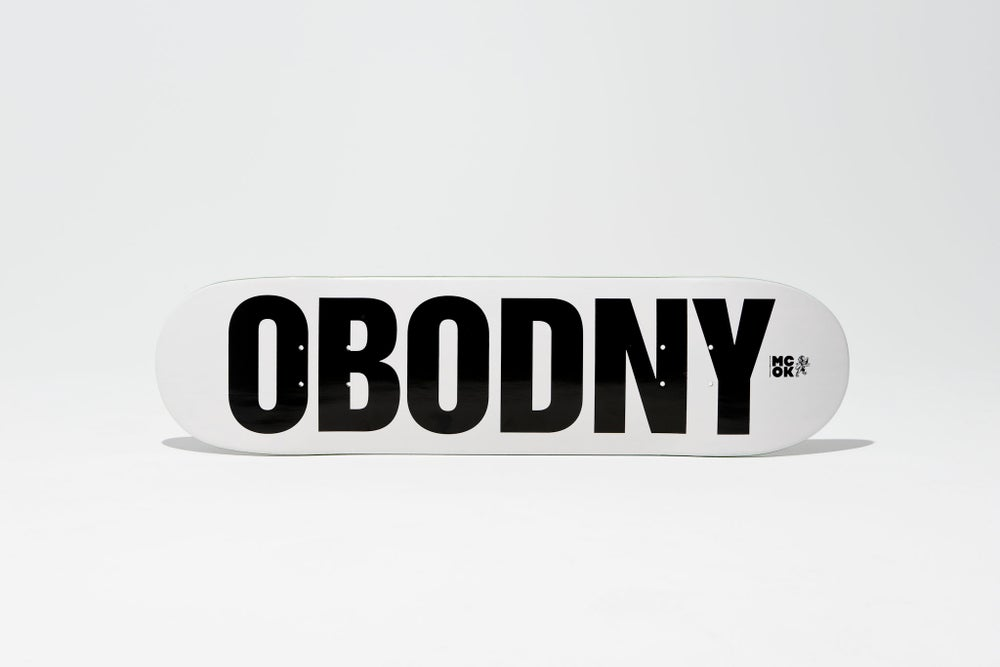 Image of OBODNY Trench Town Edition WHITE