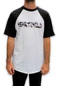 Image of Heart Child Baseball T Shirt