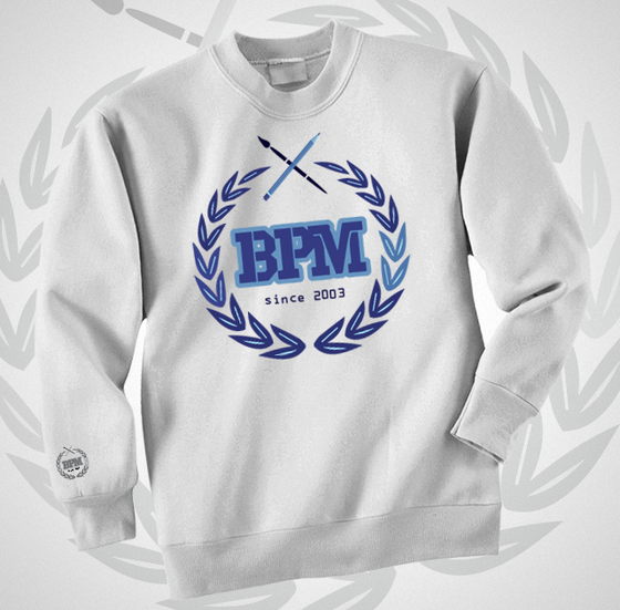 Image of BPM CREW SWEATSHIRT