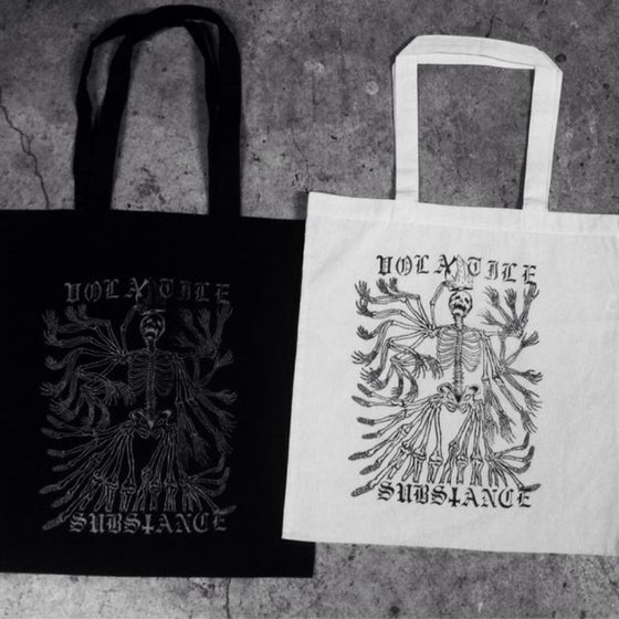 Image of Record Tote Bag