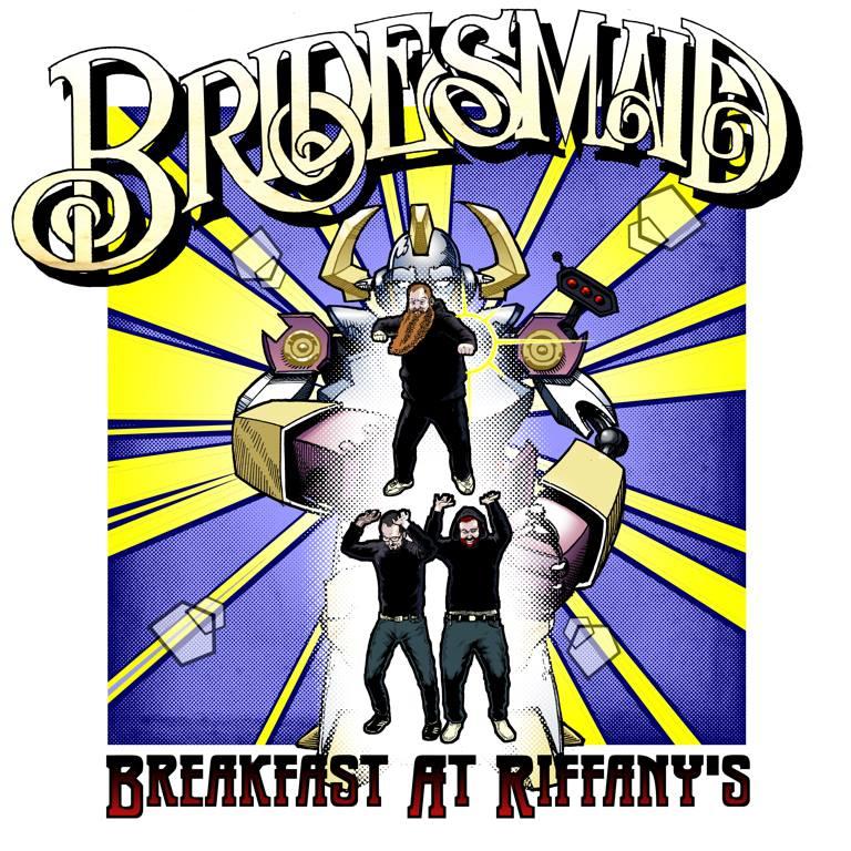 Image of Breakfast at Riffany's LP - Black Vinyl