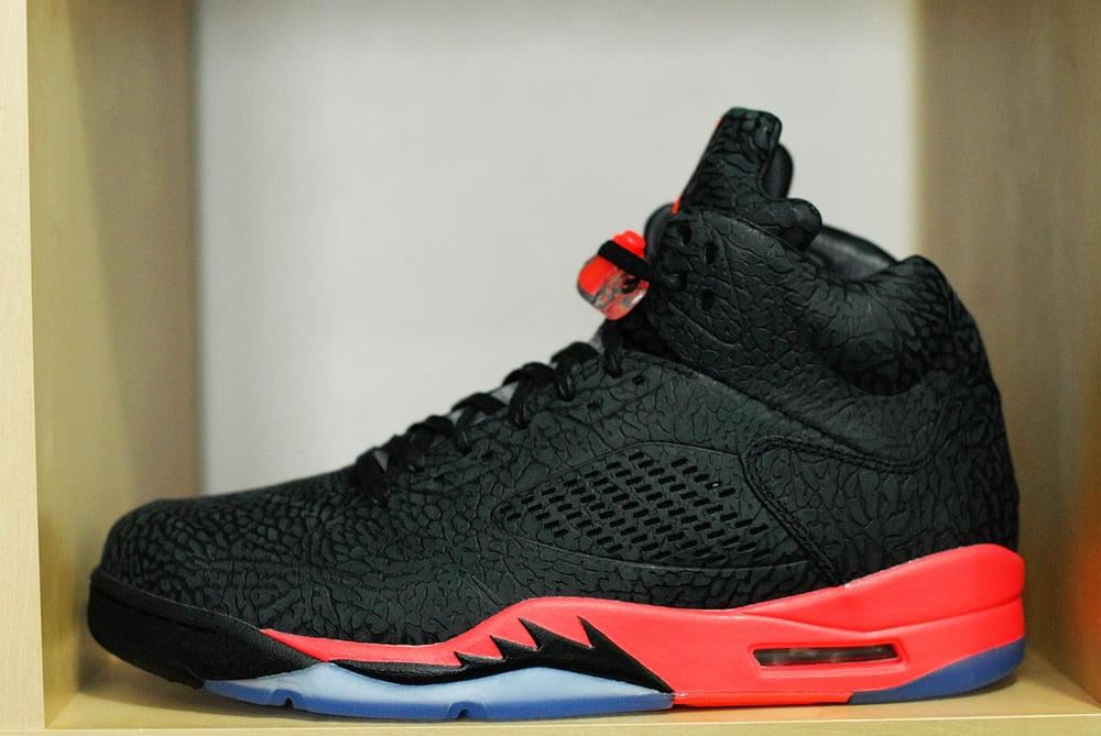 best sneakers ca695 d0e52 Image of Nike Air Jordan Retro 5 - 3Lab5 Version 2 ...