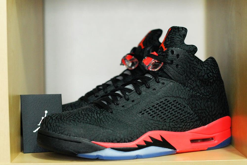 super popular big discount hot product Nike Air Jordan Retro 5 - 3Lab5 Version 2