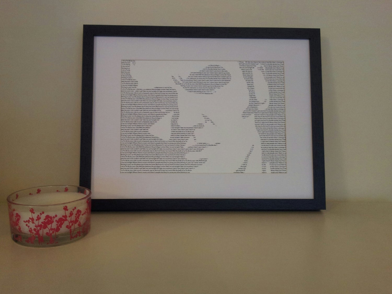 Image of Morrissey / There Is A Light Print